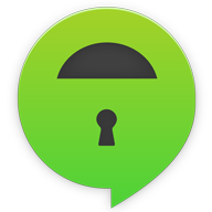 The new TextSecure icon