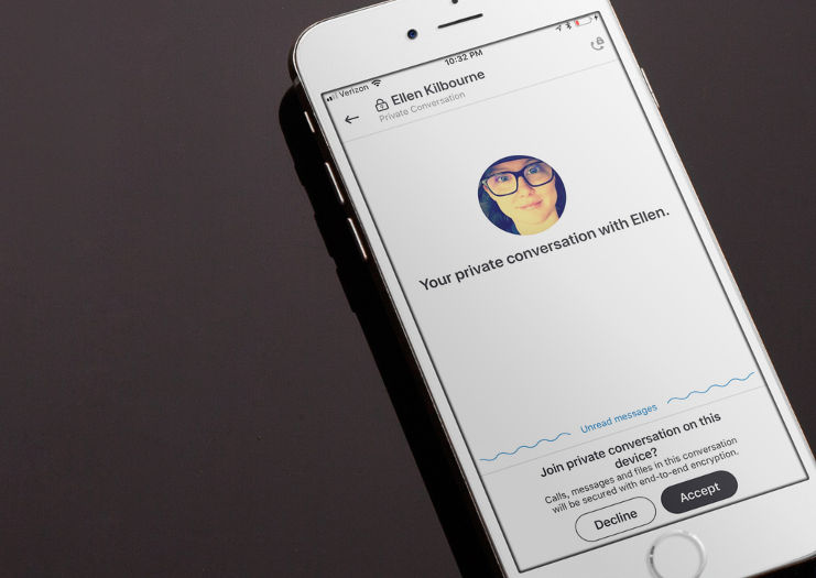 Skype is testing new 'private conversations' with end-to-end encryption
