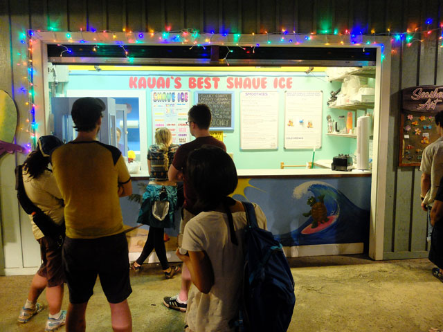 Kaui's Best Shave Ice