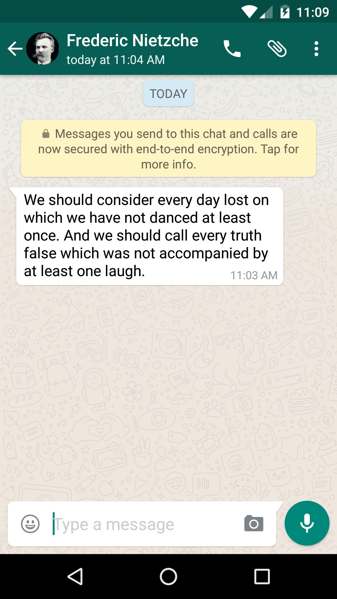 Signal >> Blog >> WhatsApp's Signal Protocol integration is now complete